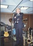 Marvin Stone at Graceland, Memphis, Tenn.