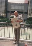 Marvin Stone in Atlantic City, Aug. 1993