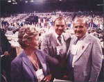 Mr. & Mrs. Marvin Stone at political convention in Detroit