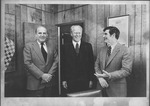 Marvin Stone with Pres. Gerald Ford