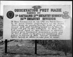 US 24th Infantry Division in Korean DMZ