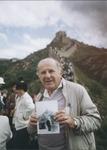 Marvin Stone at Great Wall of China