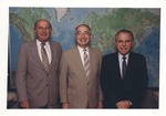 Marvin Stone, John Kordek US Amb. to Botswana, Charles Wick