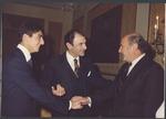 Marvin Stone, Ardeshir Zahedi, Reza Zahedi
