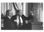 Marvin Stone at Fulbright Dinner, Dept. of State, Washington