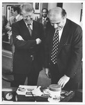Marvin Stone with Pres. Jimmy Carter