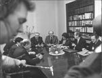 Marvin Stone with Edward Gierek, Warsaw