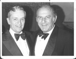 Marvin Stone with Charlie Connor at WHEA dinner