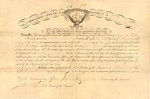 Appointment of Nimrod Mason as sergeant in the 8th Va Volunteer Infantry (US), Jan. 24, 1863