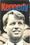 Robert F. Kennedy for president poster, 1968, col.