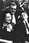 Matthew Reece, John Bailey and Margaret Price at Democratic Convention, 1964