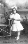Violet Russell, friend of Memphis T. Garrison, 5 years old, 1912
