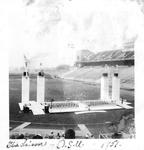 Ohio State University stadium, Columbus, Oh, 1951