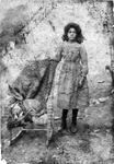 Susie Brown, childhood friend of Memphis Tennessee Garrison, ca. 1900