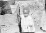 John Carter, Jr., brother of Memphis Tennessee Garrison, age 9 mos, ca. 1900