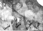 4 friends: Georgia, Viola, Memphis Tennessee Garrison, and Myrtle, ca. 1910's