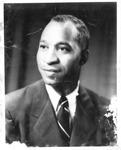 E. Frederic Morrow, aide to President Eisenhower, ca. 1955