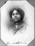 Nannie Watkins, friend of Memphis Tennessee Garrison, ca. 1911?