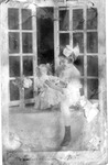 Violet Russell, Dec. 1915, age 8
