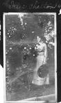 Photo of Irane Chilton, early 1900's