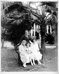Dwight Morrow and family in Panama 1921-24