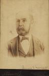 Marshall College President James E. Morrow, ca. 1880's