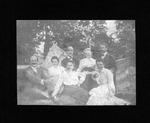 James E. Morrow & family, ca. 1890's