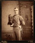 Jay Johnson Morrow in USMA Cadet uniform, 1890