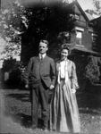 Dwight W. Morrow & wife Elizabeth Cutter