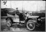 Gray Goose Automobile and Its Inventor, J. Walter Hambrick
