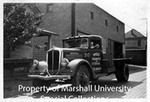 Myers Transfer and Storage Company Truck by Marshall University