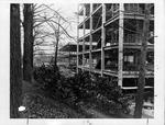 Smith Hall complex under construction, 1967