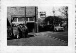 College corner, 1949
