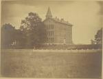 Old Main, Marshall College, ca. 1870