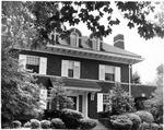 Marshall University's presidents home, 1515 Fifth Ave., ca. 1966