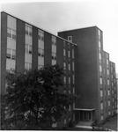 Buskirk Residence hall for women, ca. 1966