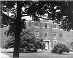 MU Laidley hall, ca. 1966