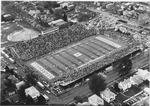 Last game at Fairfield stadium, 1990