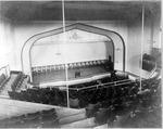 Old Main auditorium, 1907
