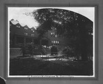 3rd Avenue Entrance to Dormitory (Old Main), ca. 1905