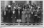 Pi Kappa Sigma (sorority), 1935-1938
