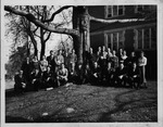 Kappa Alpha (fraternity) preps and big sisters, 1935
