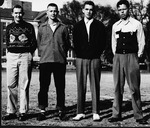 [Male student group, ca. 1950]