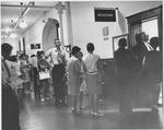 Marshall University registration, ca. 1968