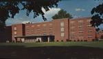 Prichard Hall women's dormitory, Marshall College, ca. 1960
