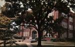 Northcott Hall at Marshall College, ca. 1960