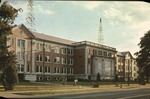 Science Building at Marshall College, ca. 1960
