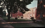Laidley Hall at Marshall College, ca. 1960