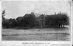 Marshall College in 1908