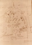 WV State Police Sketch of MU Plane Crash site